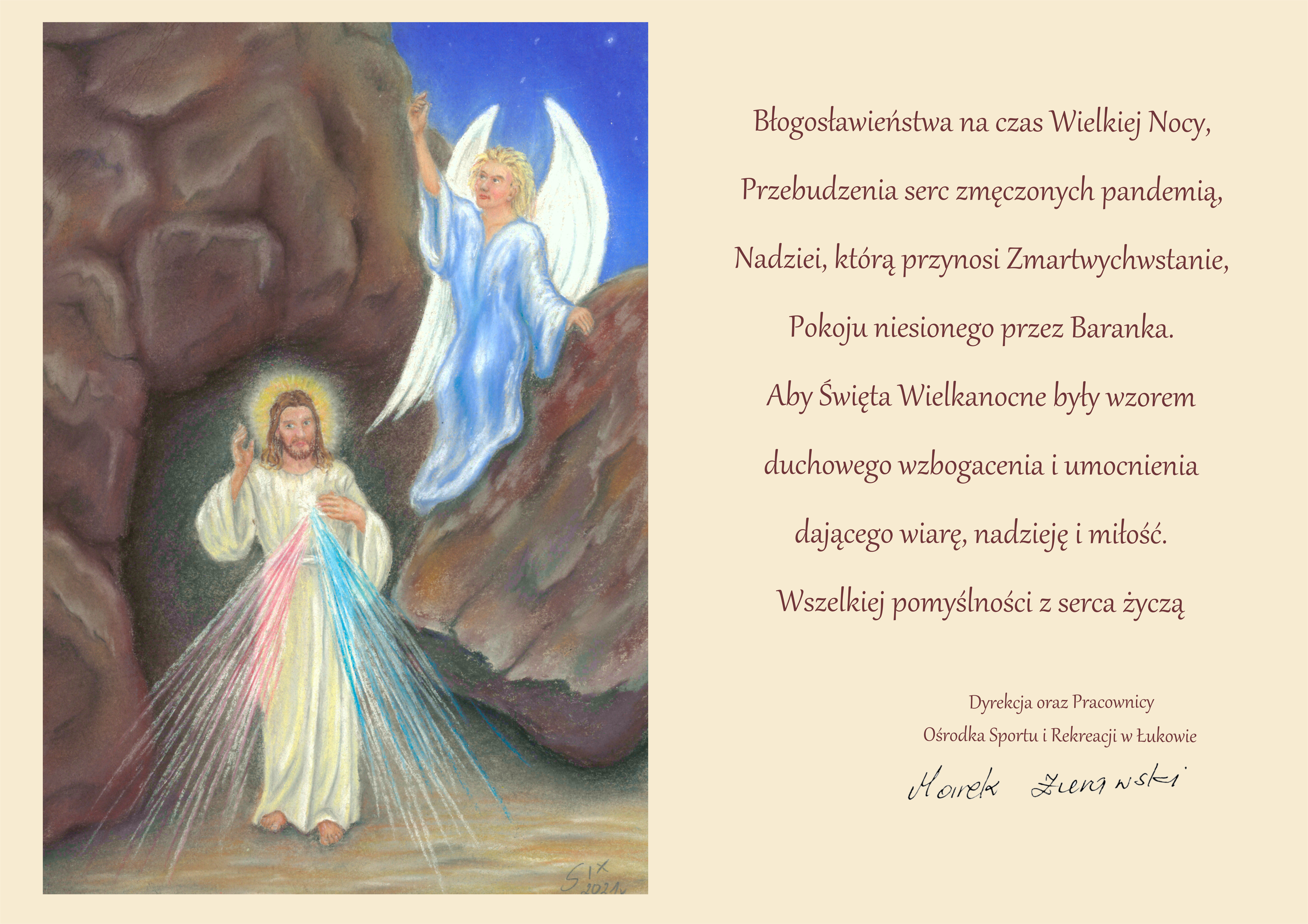 Wielkanoc, Jezus Chrystus