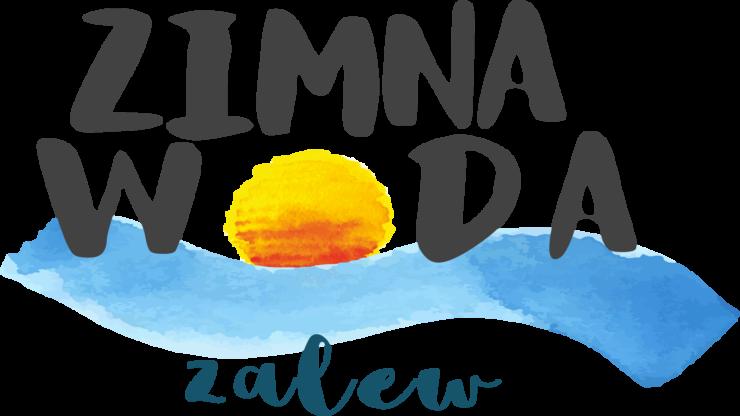 Zimna Woda zalew logo kompleksu