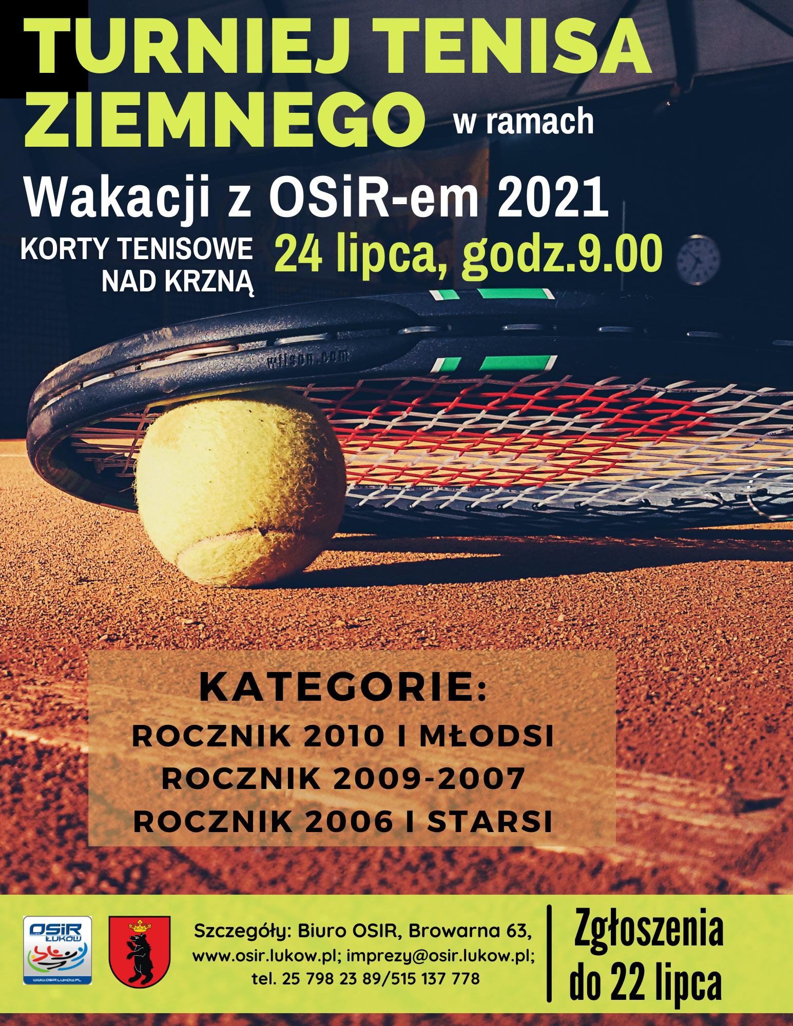 tenis, rakieta