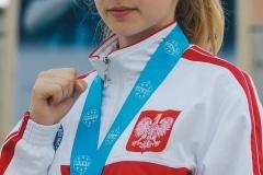 Wicemistrzyni Świata Marta Pawlikowska