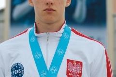 brazowy medalista Maciej Mościcki