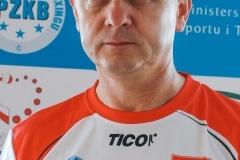 trener Zenon Pawlikowski